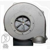 Global Industrial™ Aluminum TEFC Blower, 3 HP, Single Phase, CCW, Downblast, 1245 CFM