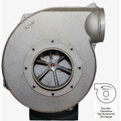Global Industrial™ Explosion Proof Blower 1/2 HP, Single Phase, CCW, Top Horiz., 380 CFM