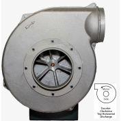 Americraft Aluminum Blower, HADP9-3/4-T-TE-CCWTH, 3/4 HP, 3 PH, TEFC, CCW, Top Horizontal