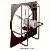 "24"" explosion Proof haute pression ventilateur - 1 Phase 1/4 HP"