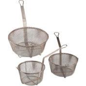 """Alegacy B090 - Wire Fry Basket, 8-1/2"""" Dia. - Pkg Qty 6"""