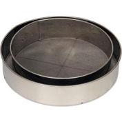 """Alegacy S9914 - 14"""" Dia. Stainless Steel Rim Sieves"""