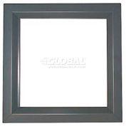 """Kit de CECO porte fenêtre, verre non inclus, 6"""" W X 21"""" H"""