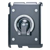 Aidata ISP302BG Stand multifonction pour iPad 2, 3 et 4, Black Shell avec anneau noir et gris