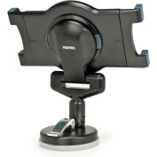 "Aidata US-2120S Universal Tablet Suction Stand for 7""-10"" Tablets, Noir"