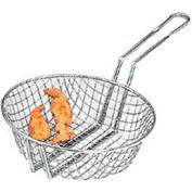 "American Metalcraft CBC8 - Culinary Basket, 8"" Dia., 3"" Deep, Coarse Mesh"