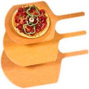 """American Metalcraft MP1626 - Pizza Peel, 16"""" x 17"""", 26""""L, Pressed Wood"""