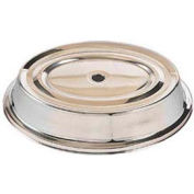 "American Metalcraft OV1500S - Platter Cover, W/Finger Hole, For Narrow Body 12-5/8"" To 15-1/2"" Long"