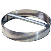 "American Metalcraft RDC14 - Dough Cutting Ring, 14"" ID x 3"" High"