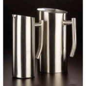 American Metalcraft WPSF67 - Water Pitcher, 67 Oz., Contemporary, Satin Finish
