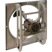 """Airmaster 24"""" 3 Phase Direct Drive Low Pressure Industrial Duty Wall Fan"""