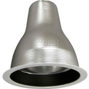 Lithonia 6B9 Reflector w/ Black Baffle