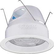"Lithonia F6LS4 6"" Reflector w/ White Splay  Fresnel Lens  TRT"