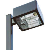 Lithonia KAD 400M R3 TB SCWA SPD04 LPI Contour Metal Halide Soft Square Lighting, 400w