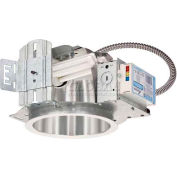 """Lithonia LF6N 1/26-42TRT MV ELR 6"""" Recessed Housing For Compact Fluor. Horizontal 2-Lamp w/ Battery"""