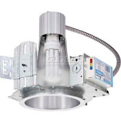 """Lithonia LP6FN 26-42TRT MV ELR 6"""" Recessed Commercial Grade Housing For Compact Fluor. Vertical"""