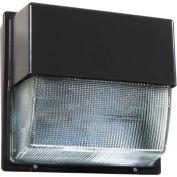 Lithonia TWH LED 30 1000 50 K T3M MVOLTS DDBXD conduit Wallpack, 104W, 5000 K, 8375 Lumens, Bronze foncé