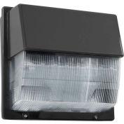 Dans le canton de Lithonia conduit 20C K 50 LED Wallpack, 45W, 5000K, 4233 Lumens, Bronze foncé