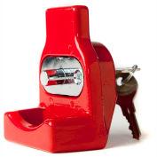Jendyk Aluminum Air Brake Glad Hand Lock Keyed Alike