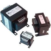 Acme Electric TB250B005C TB Series, 250 VA, 208/230/460 Primary Volts, 115 Secondary Volts