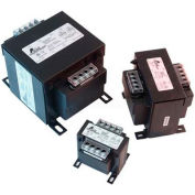 Acme CE50A004 CE Series 50 VA, 200/220/440, 208/230/460, 240/480 Primary Volts, 24/115 Sec Volts