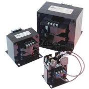 Acme TB150B007C série de TB, 150 VA, -V, 208-600 Volts primaires, 85-130 Volts secondaires