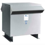 Acme Electric  T3112K0013BSB 3 PH, 60 Hz, 480 Delta Primary V Alum, 112.5 W, 208Y/277 Secondary V