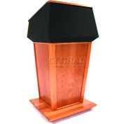 Patriot Plus Non-Sound Podium / Lectern - Mahogany