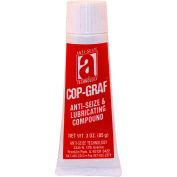 COP-GRAF™ Copper, Graphite Anti-Seize 1800°F, 3oz. Tube 12/Case - 11003 - Pkg Qty 12