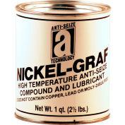 NICKEL-GRAF™ Nickel & Graphite Based Anti-Seize 2600°F, 2-1/2 Lb. Can 12/Case - 13025 - Pkg Qty 12
