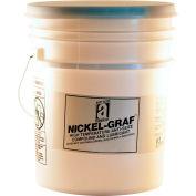 NICKEL-GRAF™ Nickel & Graphite Based Anti-Seize 2600°F, 42 Lb. Pail 1/Case - 13050