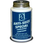 SPECIAL™ Aluminum, Copper, Graphite Anti Seize 2000°F, 8oz. Brush Top 12/Case - 18010 - Pkg Qty 12