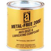 METAL-FREE 2000™ Non-Metallic Anti-Seize 2400°F, 2-1/2 Lb. Can 12/Case - 20025 - Pkg Qty 12