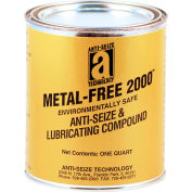 METAL-FREE 2000™ Non-Metallic Anti-Seize 2400°F, 2-1/2 Lb. Can 12/Case - 20025 - Pkg Qty 12