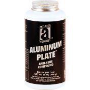 ALUMINUM PLATE™ Anti-Seize W/O Copper 2000°F, 1 Lb. Brush Top 12/Case - 32018 - Pkg Qty 12