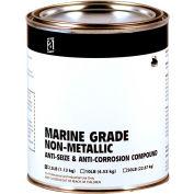 MARINE GRADE™ Non-Metallic Anti-Seize, 2-1/2 Lb. Can 12/Case - 44025 - Pkg Qty 12