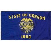 4X6 Ft. 100% Nylon Oregon State Flag
