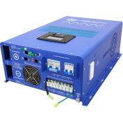 OBJECTIFS de puissance Watt 10000 pur sinus onduleur chargeur 48VDC de 120/240VAC Split Phase PICOGLF10KW48V240VS