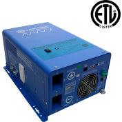 AIMS 1500 Watt Pure Sine Inverter Charger, PICOGLF15W12V120V