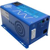 VISE 1500 watts 12 v à 120 v ca pur sinus onduleur chargeur, PICOGLF15W12V120VR