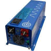 AIMS 6000 Watt Pure Sine Inverter Charger 24Vdc to 120Vac, PICOGLF60W24V120V