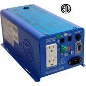VISE 600 watts pur sinus onduleur chargeur 12V, PICOGLF6W12V120V
