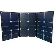 AIMS Power PV60CASE, 60 Watt Portable Foldable Solar Panel W/Built In Carrying Case Monocrystalline