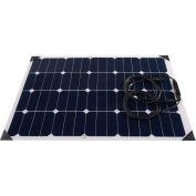 AIMS Power PV60SLIM, 60 Watt Flexible Bendable Slim Solar Panel Monocrystalline