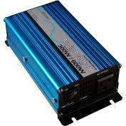 OBJECTIFS 300 Watt 24 volts pur sinus onduleur de puissance PWRI30024S
