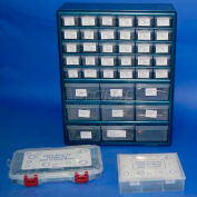 Buna 70 Duro O-Ring Warehouse Kit, 1326 Pieces