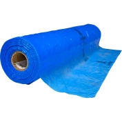 "Armor Poly VCI Hope Sheeting 48""L x 48""W x ""H 1.25 Mil Blue 500 Sheets Per Roll"