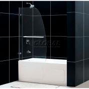 "DreamLine™ UNO Aqua seul panneau articulé baignoire porte son-3534586-04, 34 ""x 58"""