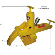 AME International Hydraulic Bead Breaker, 3 Piece, Safety Yellow, Compact