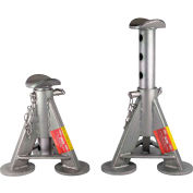 AME 10 Ton Jack Stands, 1 Paire - 14720